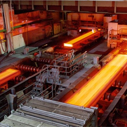 Produkcja stali